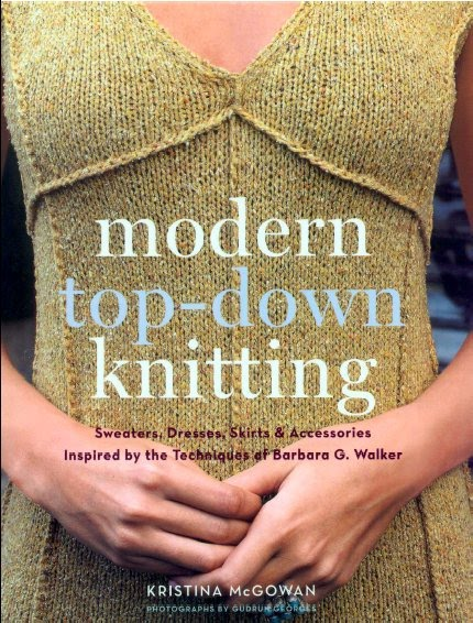 ebc710fa3 Knitstress  Knitting Book Reviews (in pictures)  Modern Top Down ...