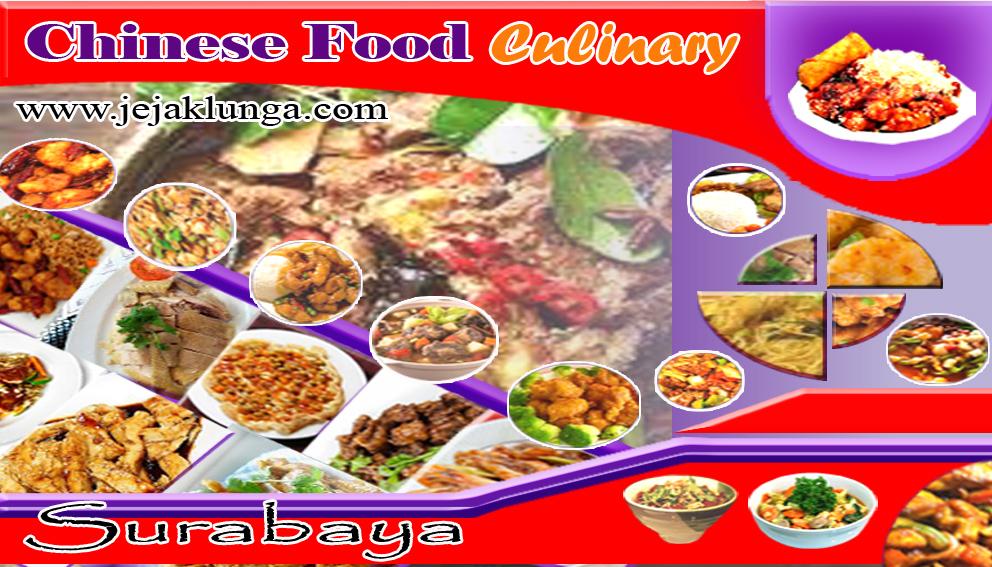 Tempat Kuliner Chinese Food Di Surabaya Jejaklunga