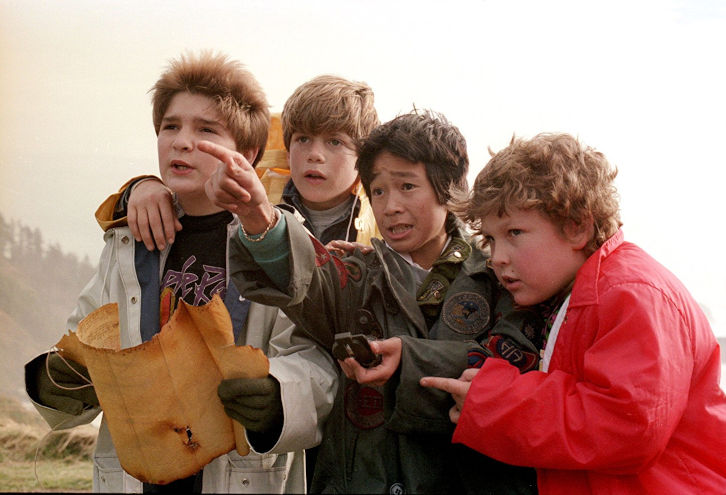 The Goonies Re-Enactment Drama - Ordered To Pilot by FOX