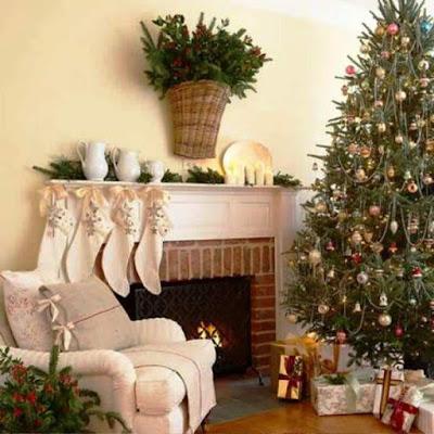 Dekorasi Pohon Natal Termewah