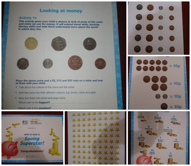 Educating children about the value of money