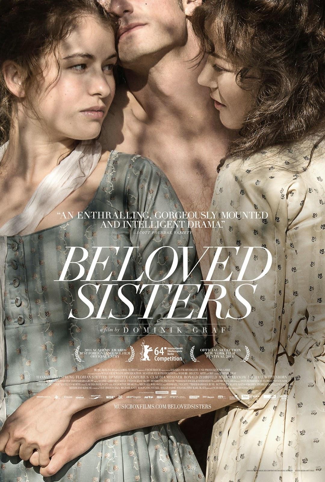 Duas Irmãs, Uma Paixão – Dublado