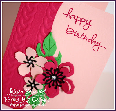 Melon Mambo, Blushing Bride, Endless Birthday Wishes Stamp set