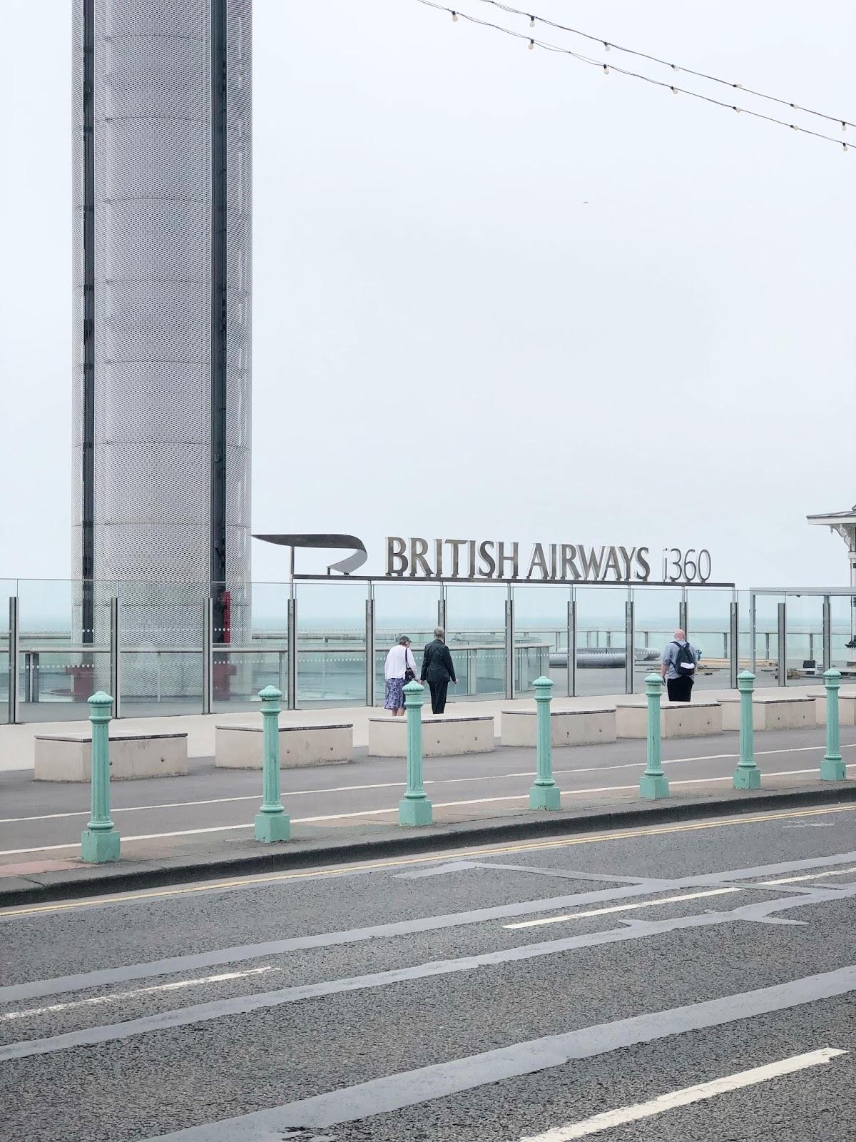 British Airways i360 Cynthia Royer