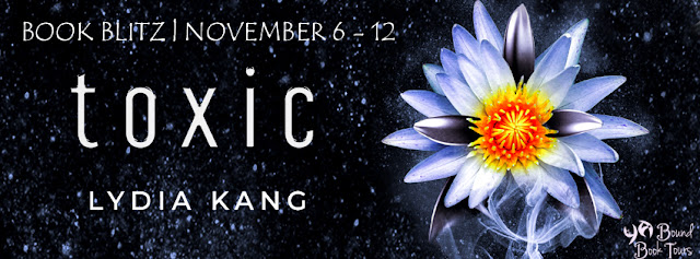 {Excerpt+Giveaway} Toxic by Lydia Kang @EntangledTeen