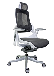 High Back Wau Chair by Eurotech Seating