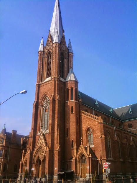 Greig Roselli Saints Catholic Church