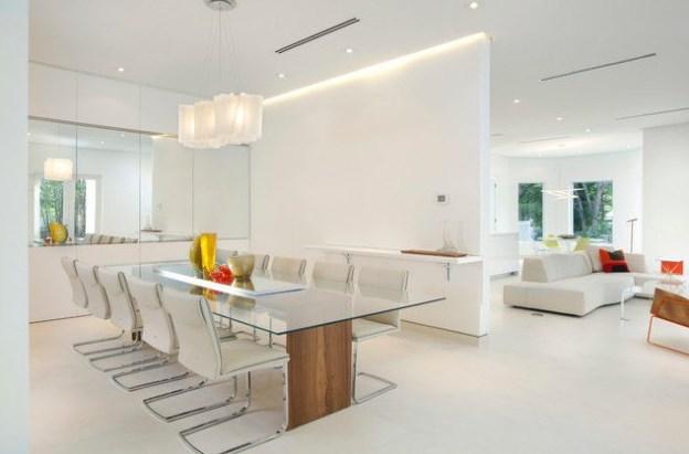 Minimalist Dining Room Design Ideas
