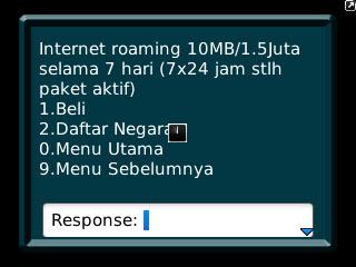 Harga Paket Telkomsel Termahal, 10MB/1.5 Juta Selama 7 Hari