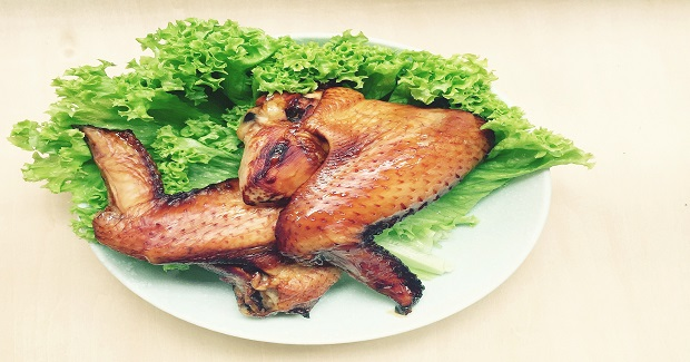 Easy Honey Glazed Chicken Wing Recipe