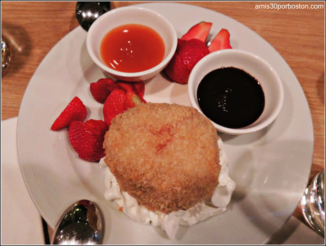 Restaurante Japonés de Kendall Square: Fried Ice Cream  $ 9