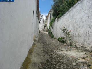 STREETS / Rua da Amoreira, Castelo de Vide, Portugal