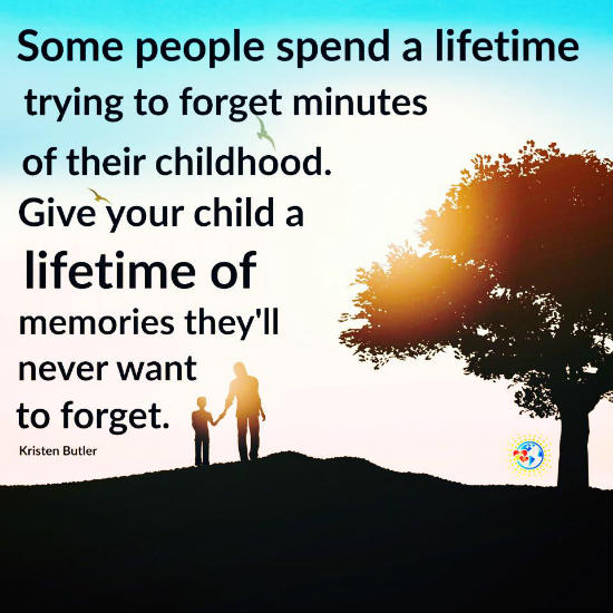 Some People Spend A Lifetime Trying To Forget Minutes Of Their