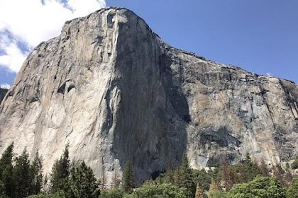 Pendaki 'Berani Mati' Ini Berhasil Memanjat Gunung El Capitan Tanpa Tali