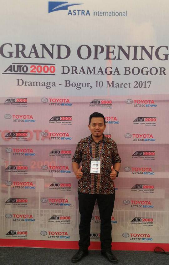 Toyota Auto 2000 Dramaga Bogor