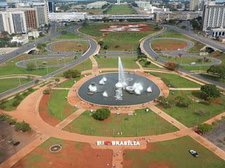 Fonte luminosa Brasília