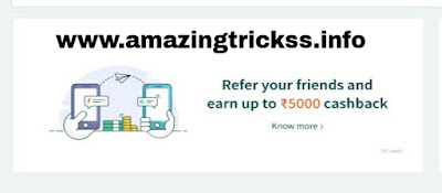 Freecharge Refer & Earn : Get Rs 50 on Sign up & 50 Per Refer