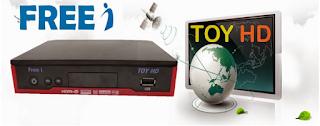 Atualizacao do receptor Freei Toy HD V1.014