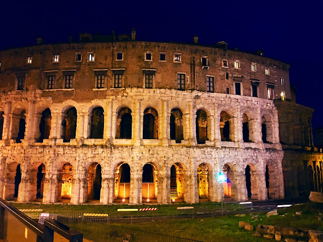 Rome-Monuments-Night