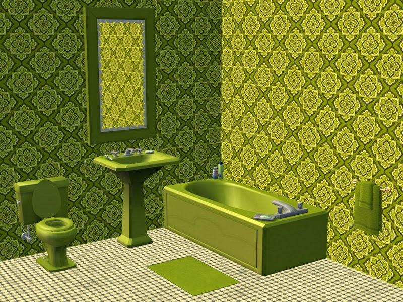 zeventiger jaren badkamer