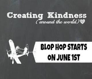 Creating Kindness Design Team Blog Hop Stampin Up #ckdthop #ckdtdebut #ckdtlaunch