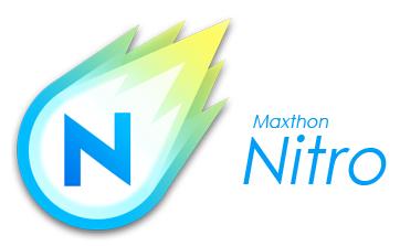 متصفح Maxthon Nitro