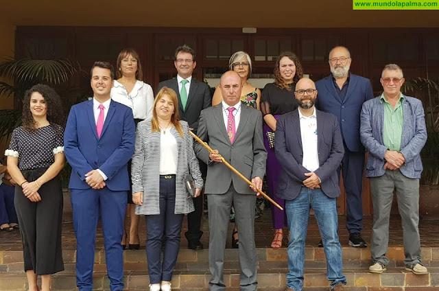 Victor Manuel Guerra Hernández nuevo alcalde de Puntallana