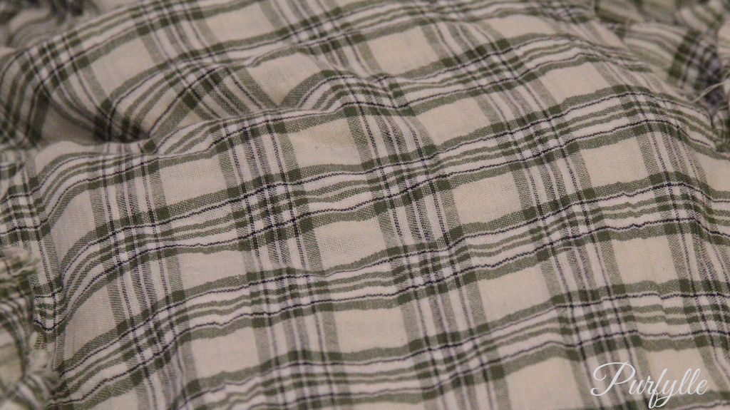 stash fabric - muslin