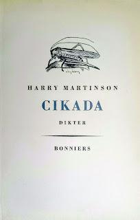 Bildresultat för Cikada Harry Martinson Rune Liljenrud