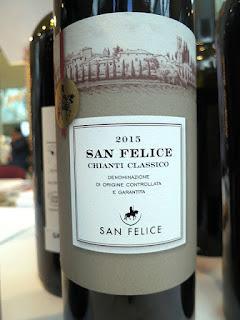 San Felice Chianti Classico 2015 (88+ pts)