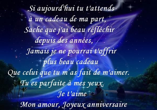 citation anniversaire et amour
