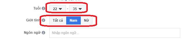 Các Bước Tạo Một Quảng Cáo Facebook 6