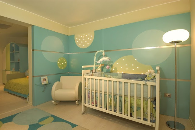 dormitorio para bebe var n hombrecito ForDormitorio Bebe Varon
