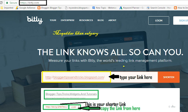 Create Your Own Custom URL/Link Shortener