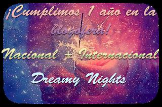 Ganadora del Sorteo 1er aniversario [Dreamy Nights]