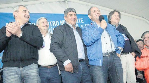 CTA de Argentina se moviliza contra reforma laboral de Macri