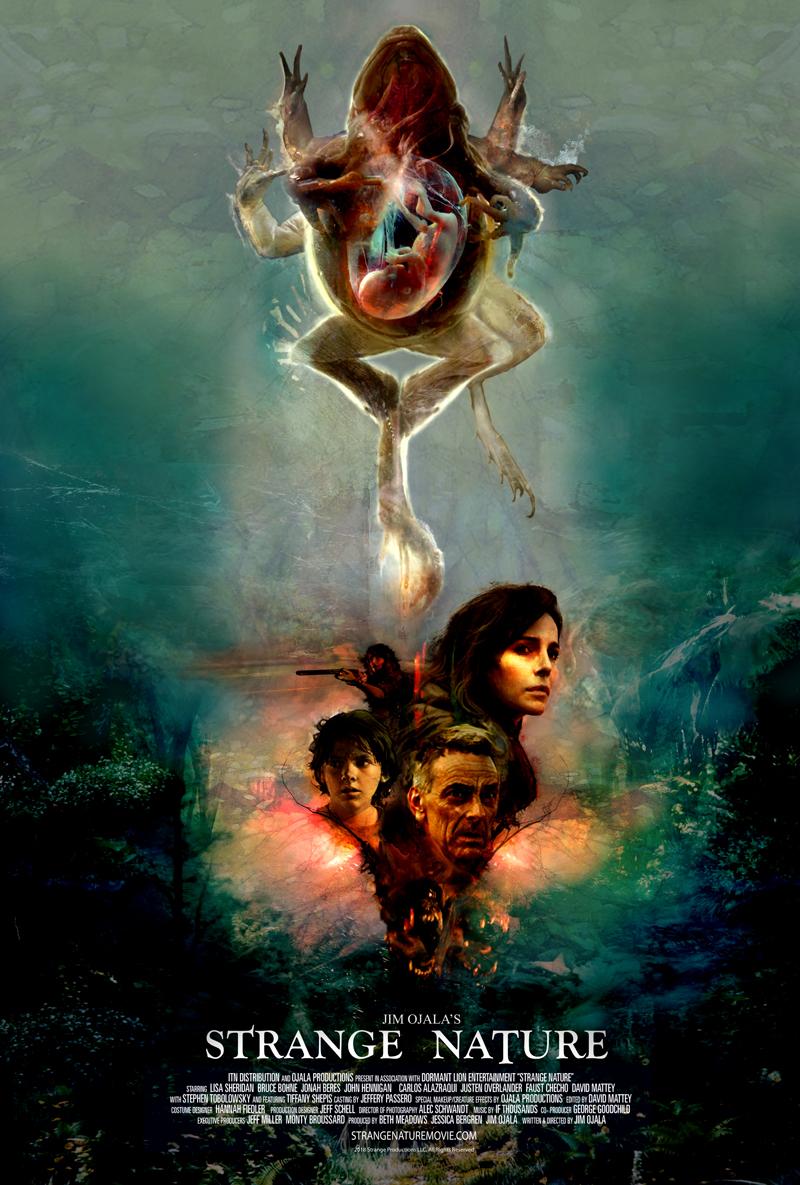 strange nature poster