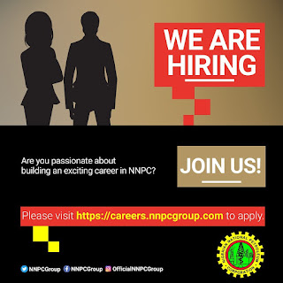 NNPC Massive Job Vacancies for Graduates & Experienced Workers 2019