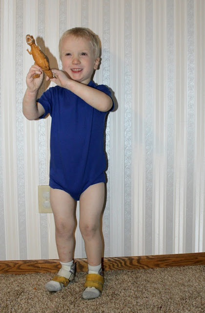 Bodysuit Solutions for Special Needs Kids