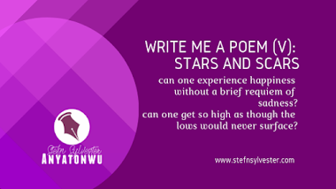 Write Me A Poem (V): Stars And Scars