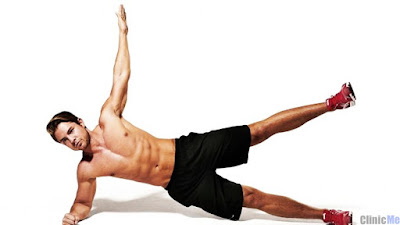 Side Elbow Plank