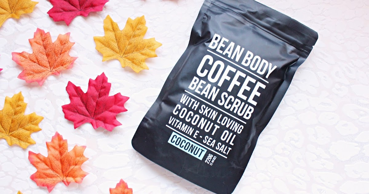 Bean Body Coffee Bean Scrub Hannah Heartss