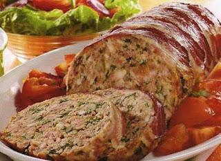 Pudin de Carne a las Hierbas Finas