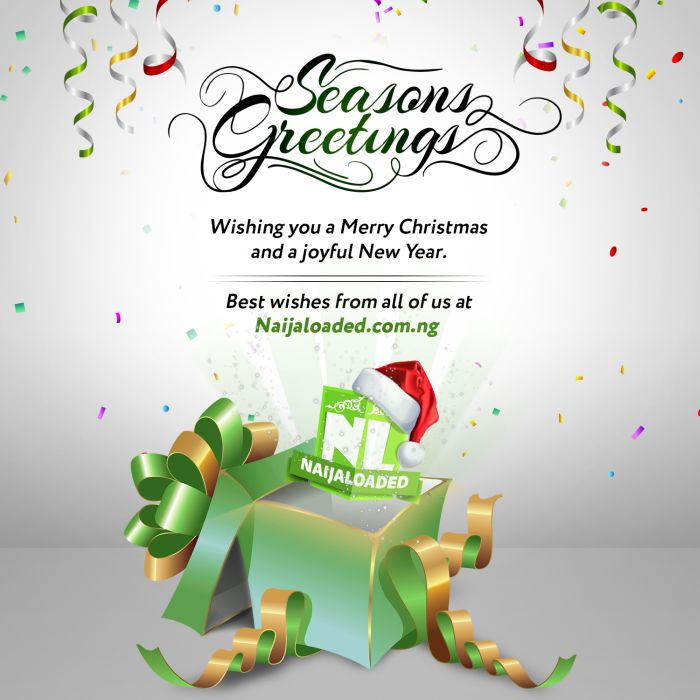 Naijaloaded Staff Sent A Heartfelt Christmas And New Year Wishes To ...