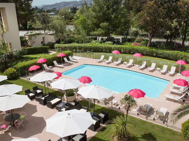 Hotel Mercure em Cannes