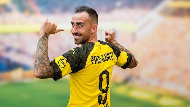 CHÍNH THỨC: Dortmund kích hoạt điều khoản mua đứt Paco Alcacer