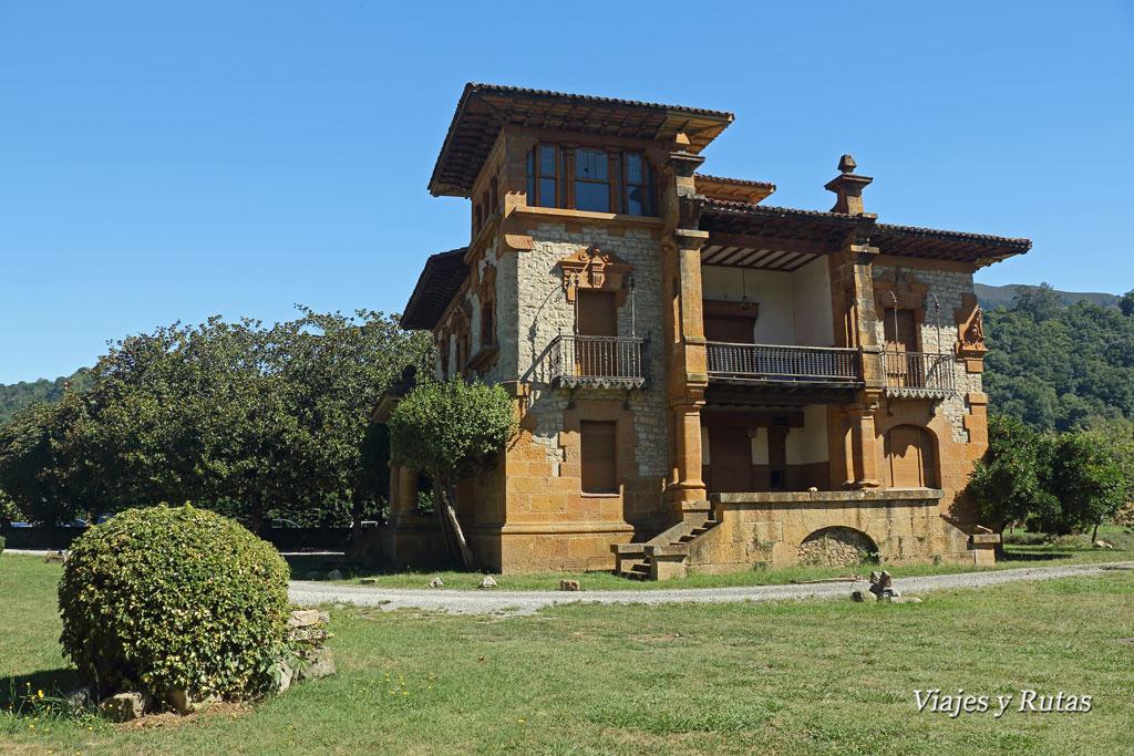 Villa María, Cangas de Onís, Asturias