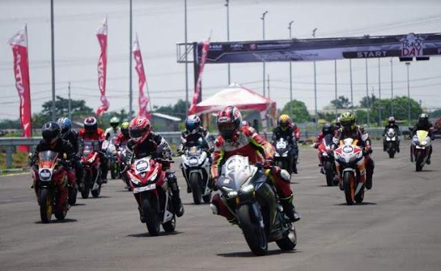 Honda CBR Track Day 2019