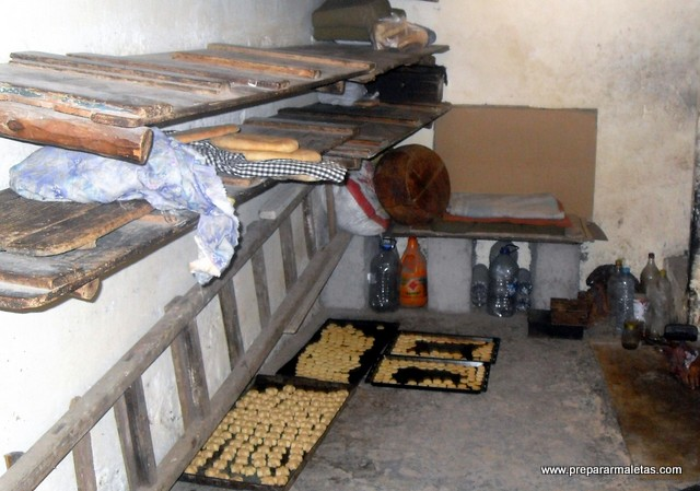 panadería en Marruecos