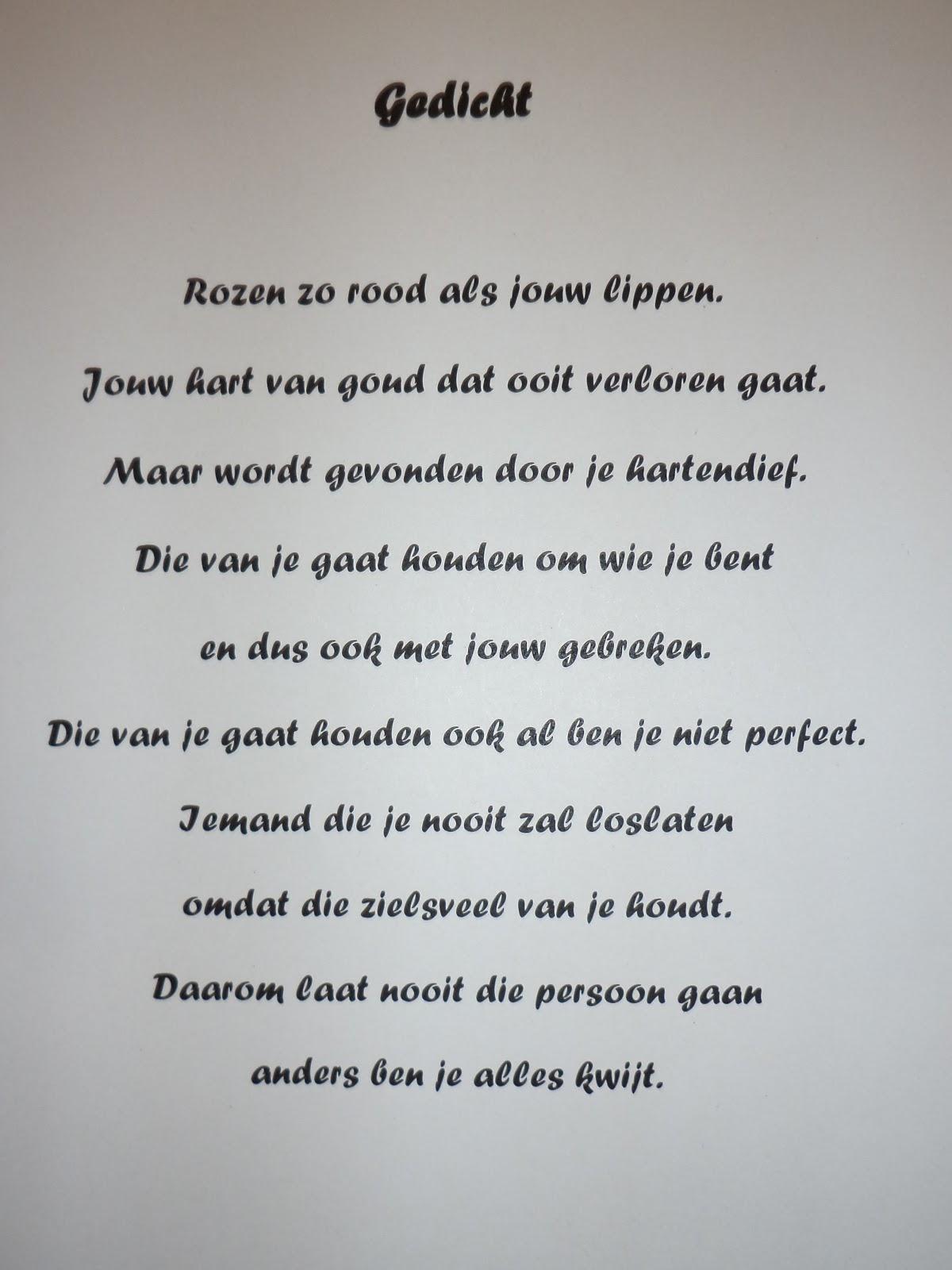 Extreem Gedicht Pensioen Verpleegster - ARCHIDEV &AG65